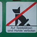 No poohing