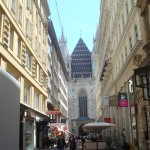 The Dom at the end of the street